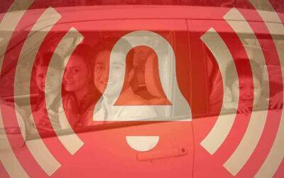 Solo un 24% de conductores utiliza las butacas para niños en Argentina