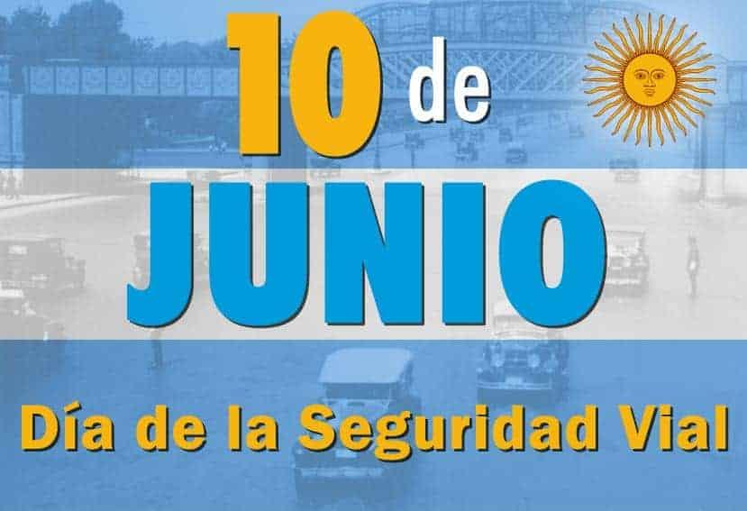 Día de la Seguridad Vial en Argentina