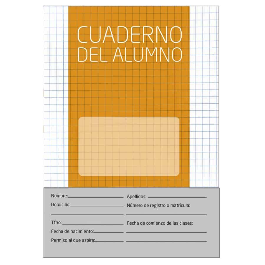 cuaderno del alumno