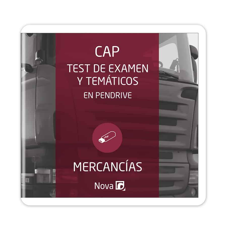 CAP mercancías
