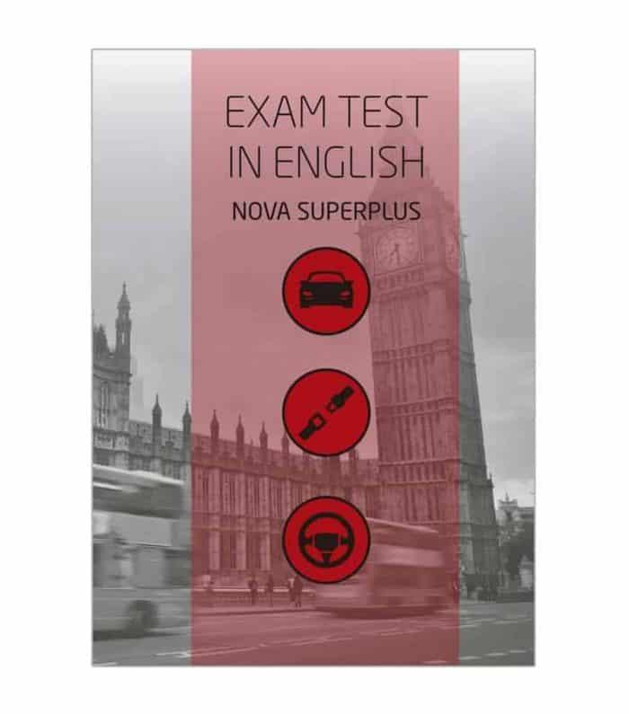 test permiso b en inglés