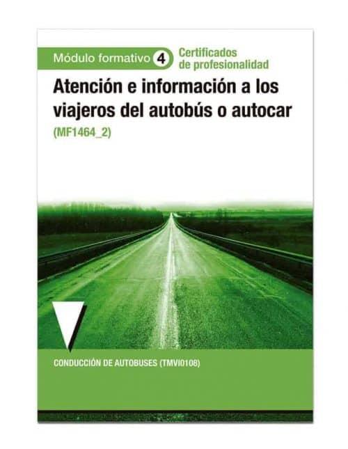 Atención información autobús autocar