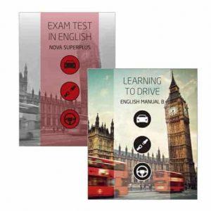 manual en inglés permiso b