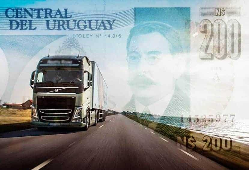 Uruguay: Los costes de transportes se incrementaron en 2018