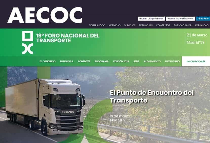 XIX Foro del Transporte Profesional Nacional