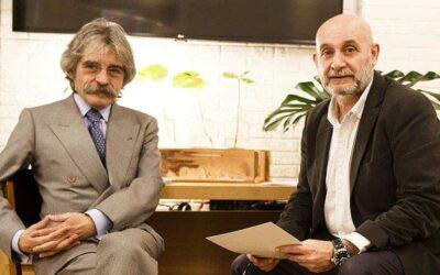Encuentro con Emilio Sidera. 2003-2018: Quince años de CAP en Europa