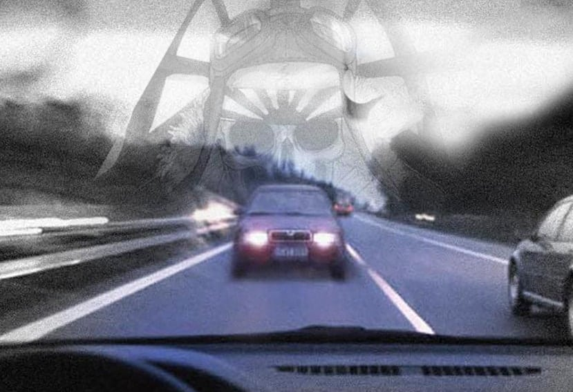 ¿Sabes reconocer a un conductor kamikaze?