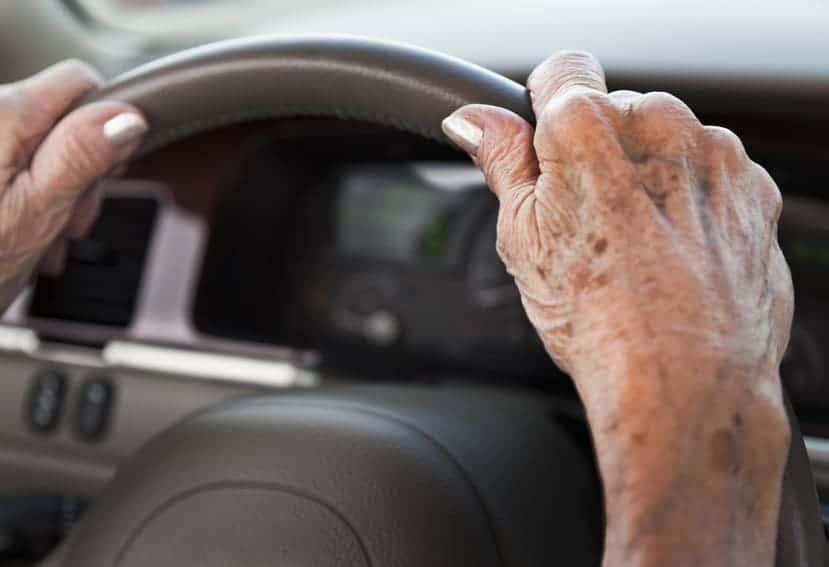 conducir mayores