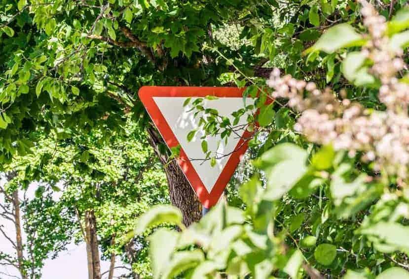 La mala señalización causa la toma de decisiones incorrectas al volante