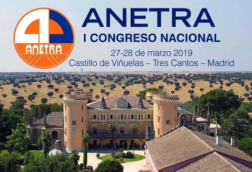 Primer Congreso Nacional de Anetra