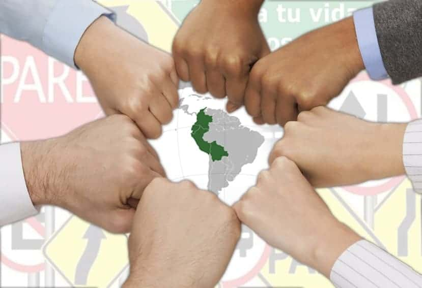 Unidos para salvar vidas comunidad andina