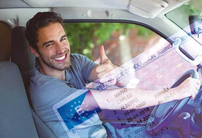 ¿Sabes qué vehículos podrás conducir con el carné B?