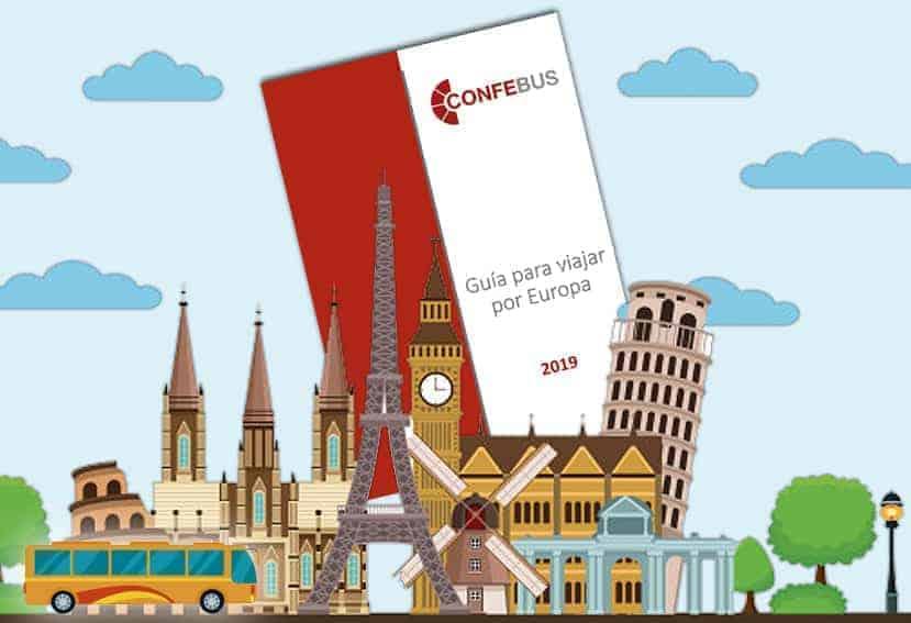Se publica la Guía de viajes por Europa 2019