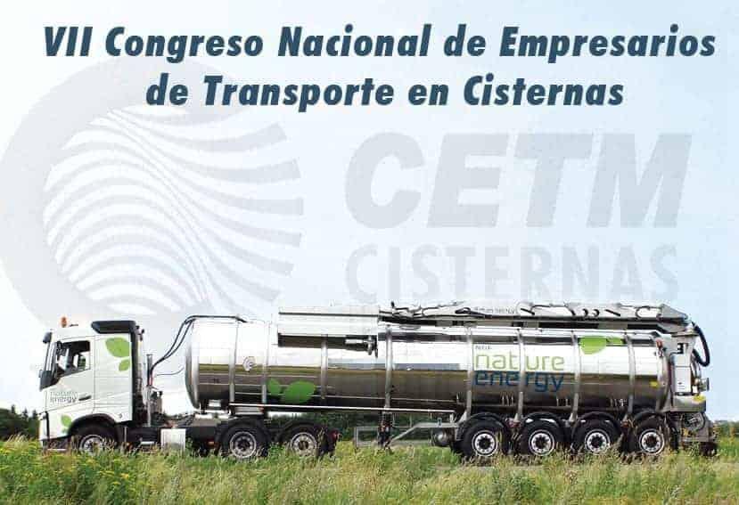 VII Congreso Nacional de Empresarios de Transporte en Cisterna-CETM