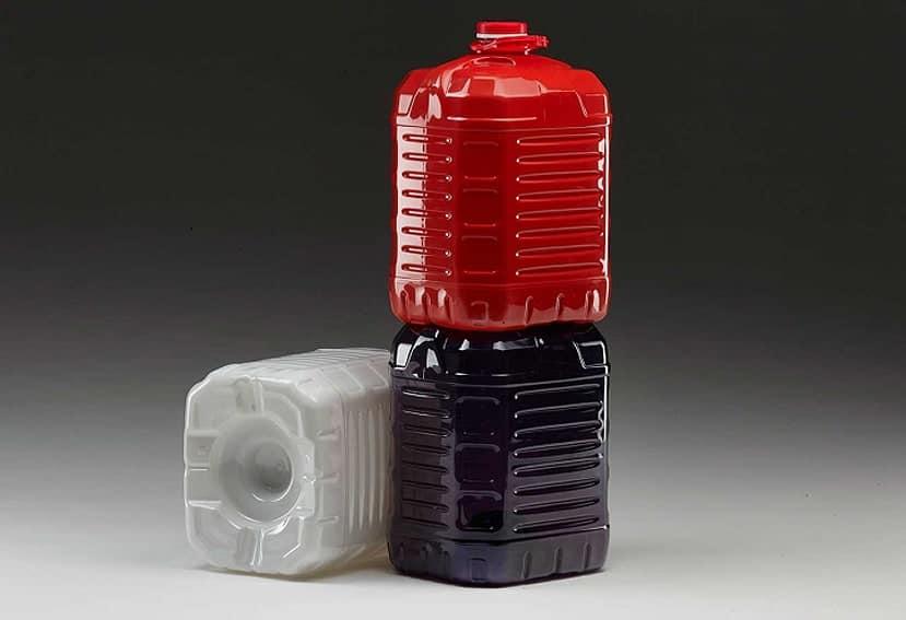 Así son los nuevos envases de PET para mercancías peligrosas