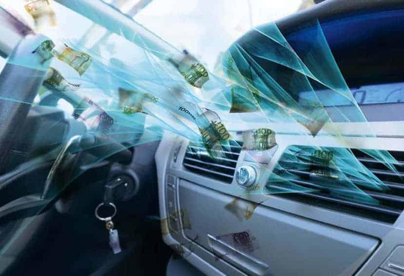 Descubre cuánto consume el aire acondicionado del coche