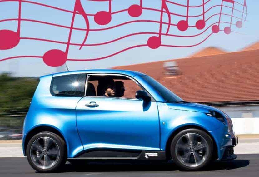 El ruido será obligatorio en los coches eléctricos