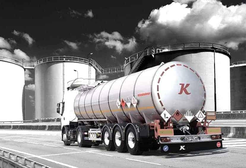 Cambios en el transporte de mercancías peligrosas