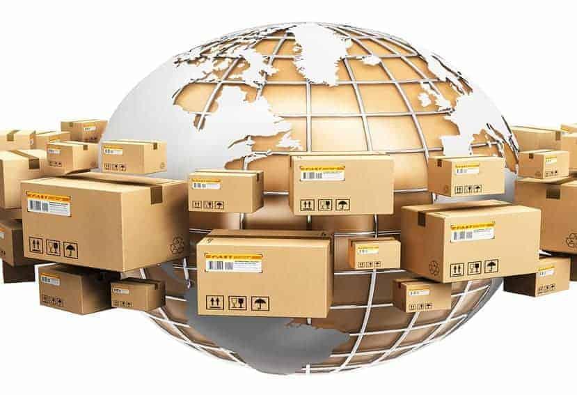 servicios de paquetería
