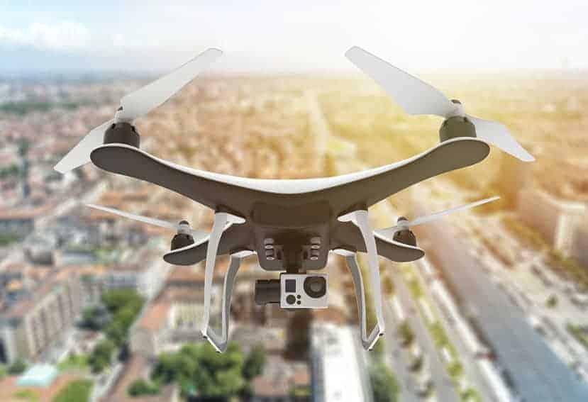 Descubre el funcionamiento de los drones de la DGT