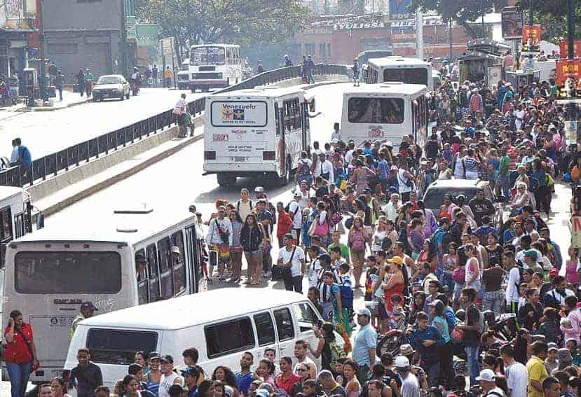 Colombia: ¿Sabes quiénes son los trabajadores informales del transporte de viajeros?