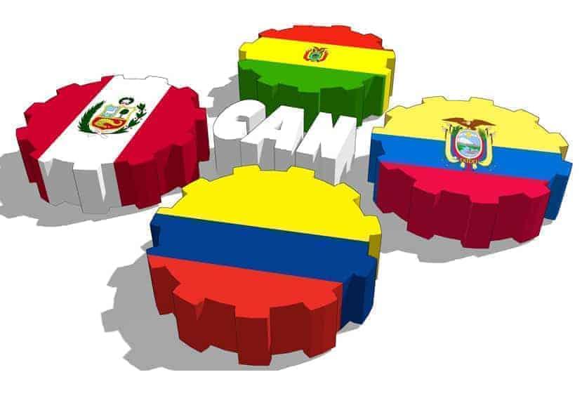 La Comunidad Andina activa el transporte de mercancías