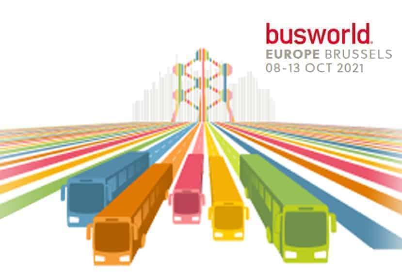 Bruselas acoge la celebración del Busworld Europa