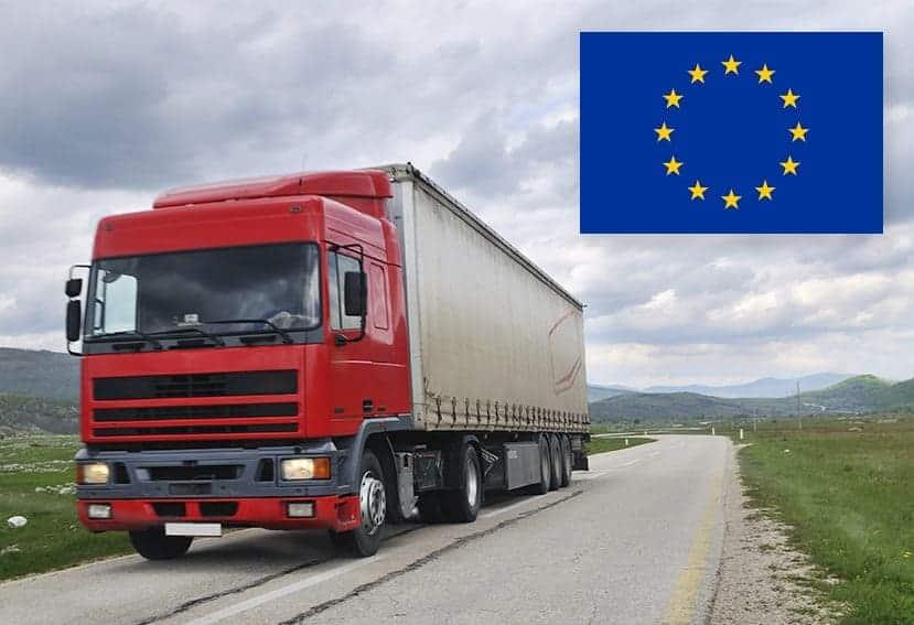 Los países de Europa del Este quieren evitar que se apruebe el contenido del paquete de movilidad