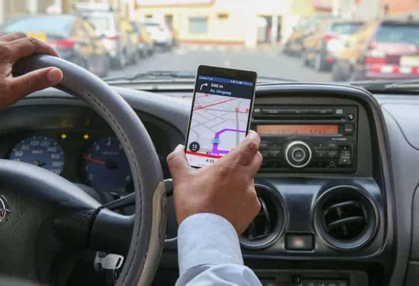 aplicativos móviles durante la conducción Perú