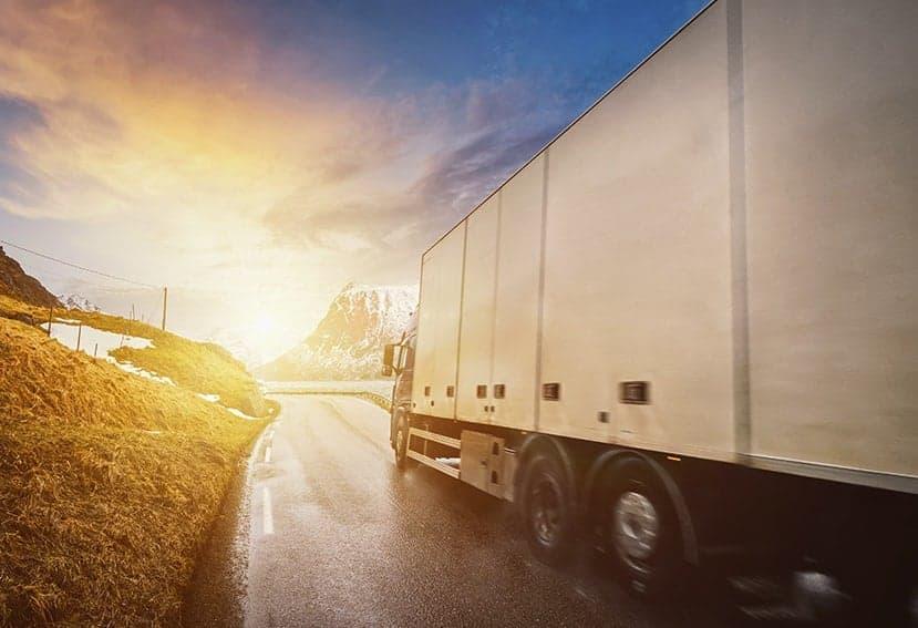 Mercado del transporte de carga