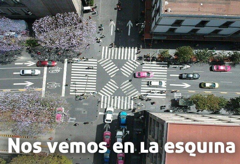 """México lanza la campaña de seguridad vial """"Nos vemos en la esquina"""""""