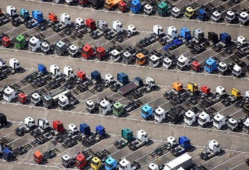 Las cooperativas de transporte bajo control