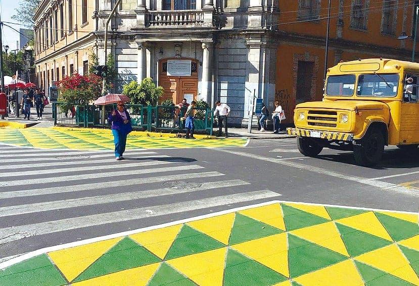 México destina 300 millones de pesos para la creación de cruces seguros