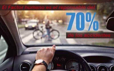 El factor humano es la causa principal de los accidentes viales en Argentina