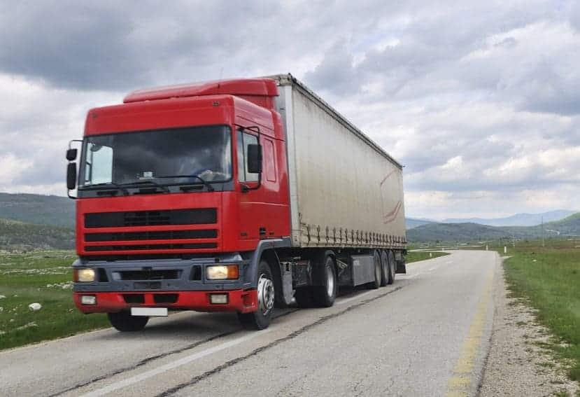 El precio del transporte español por carretera alcanza su máximo histórico