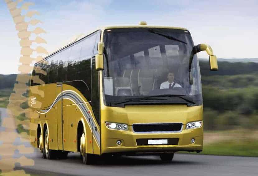 El autobús es el eje central de la Ley de Movilidad Sostenible