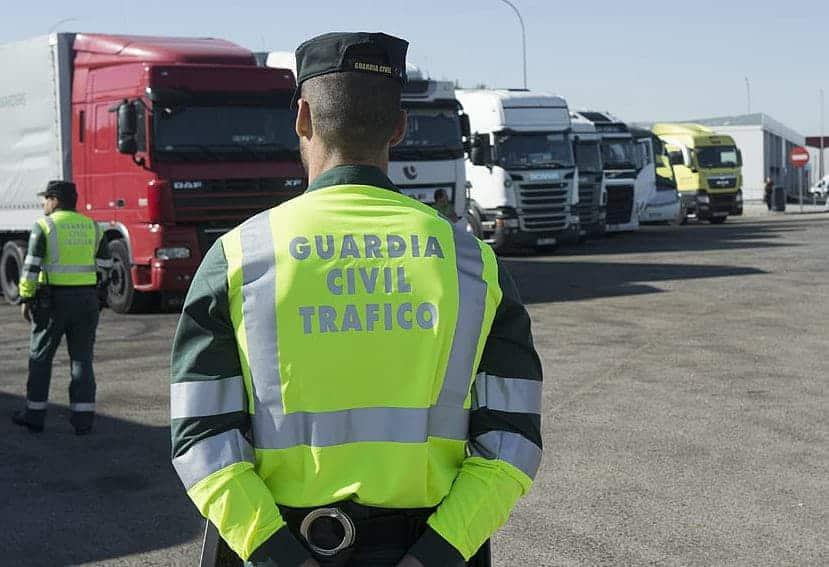 La ampliación del confinamiento afecta al transporte por carretera