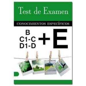 Test de Examen permiso E