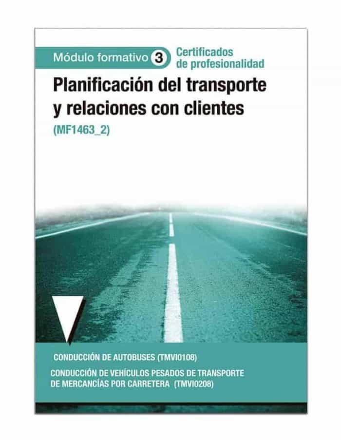 PLANIFICACION DEL TRANSPORTE Y RELACIONES CON CLIENTES