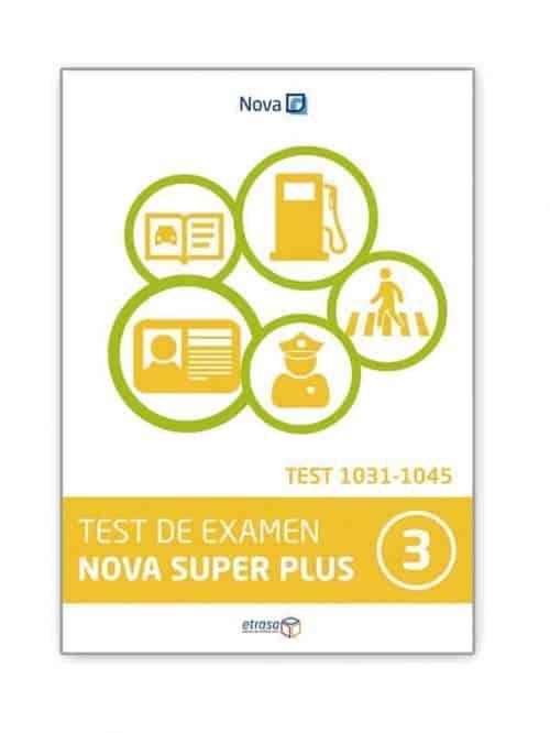 SuperPlus - Colección preguntas oficiales volumen 3