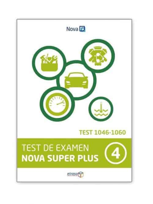 SuperPlus - Colección preguntas oficiales vol. 4