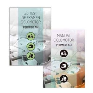 Pack permiso AM (MANUAL + TEST EX. AM)