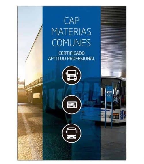Manual CAP Materias Comunes